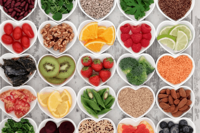 why eat whole foods
