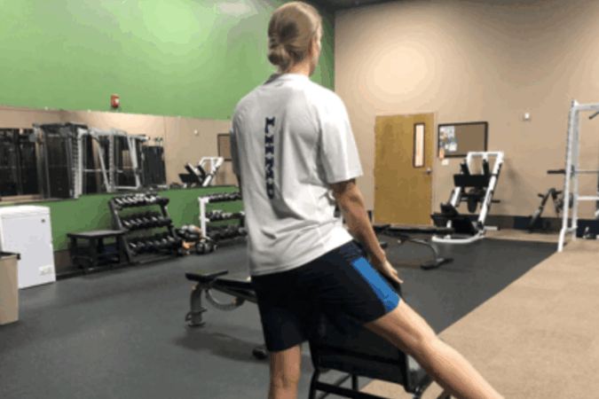 limited mobility exercises