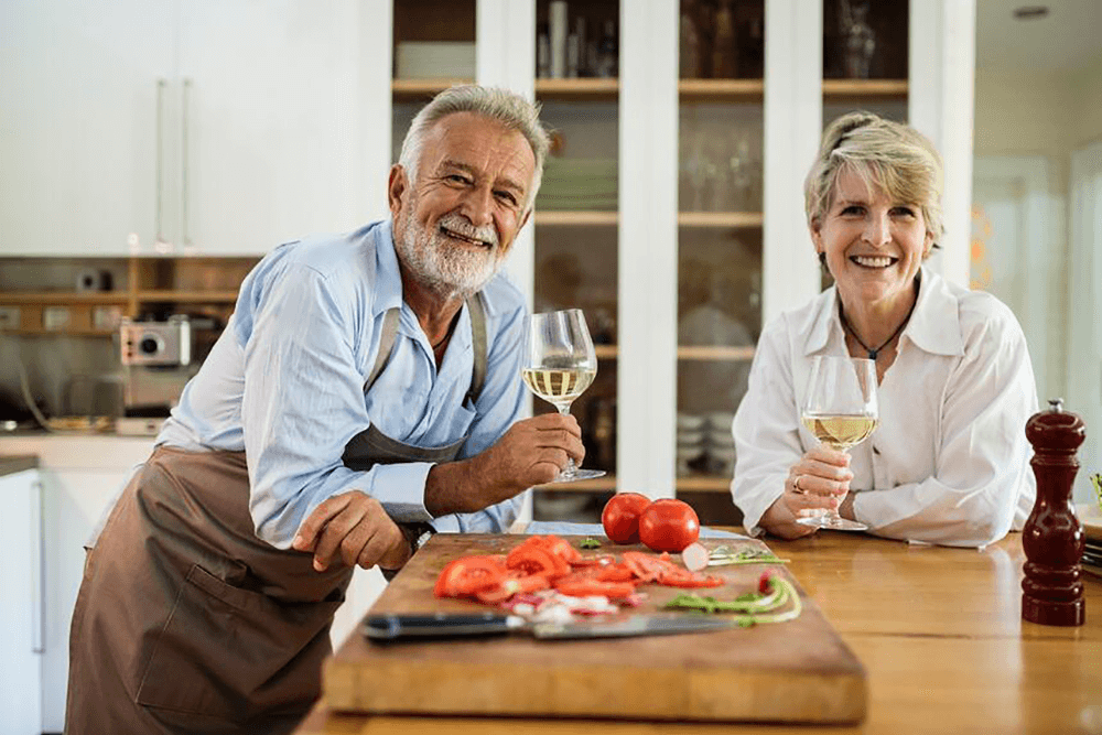Boost Health in older age