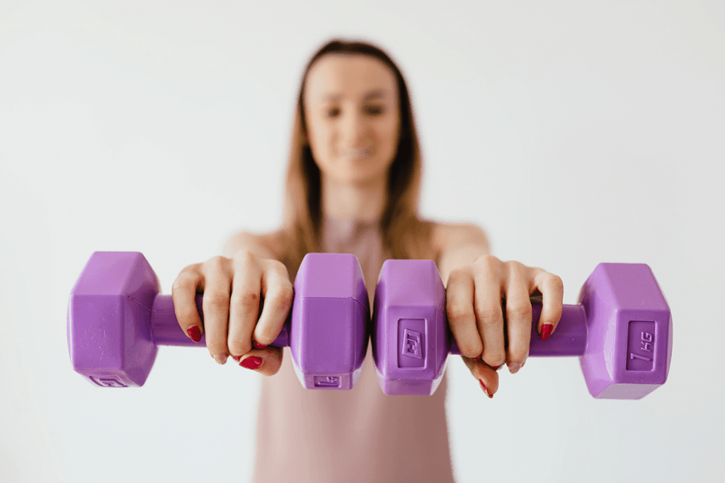 Create a workout routine for bariatric patients