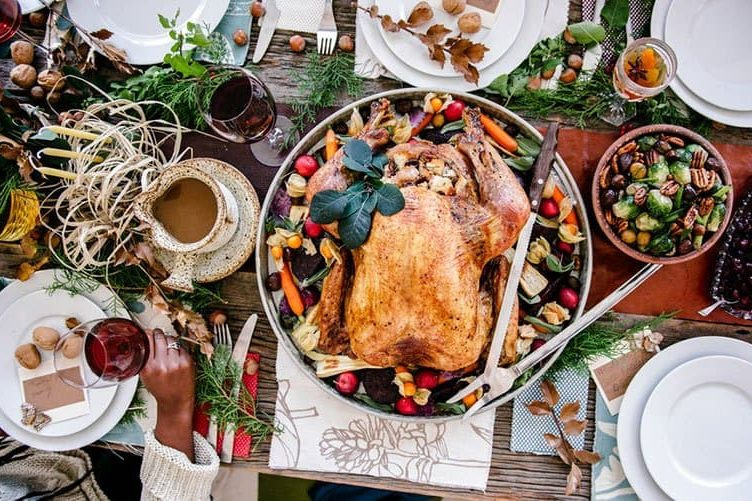 Thanksgiving for bariatric patients