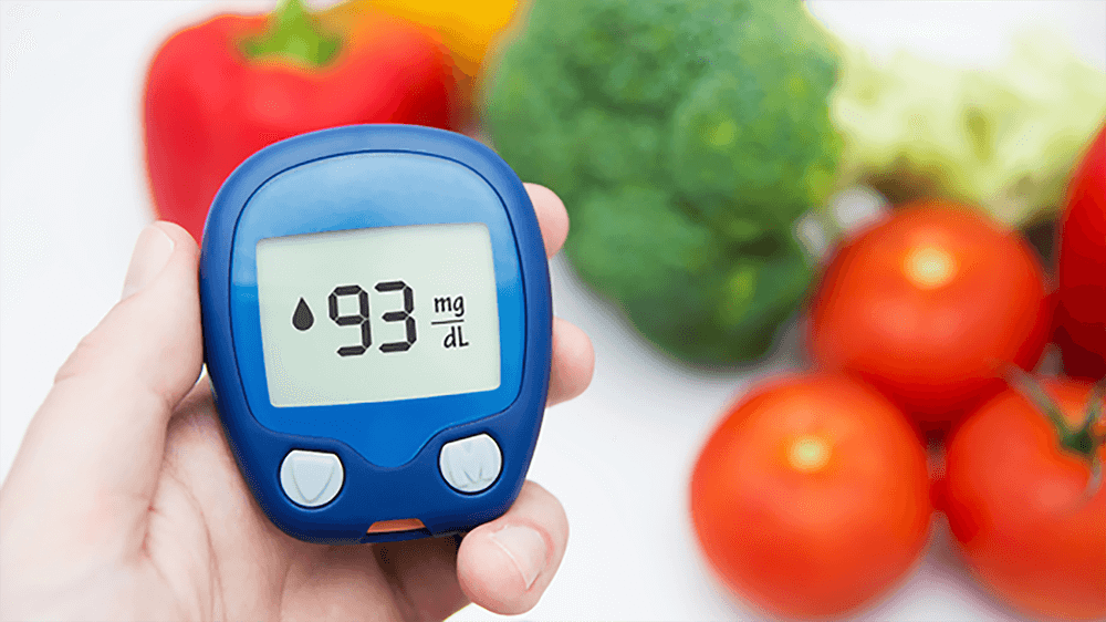 how to lower your blood sugar through your diet