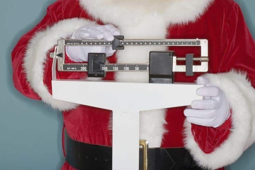 How to be healthy during Christmas after weight loss surgery