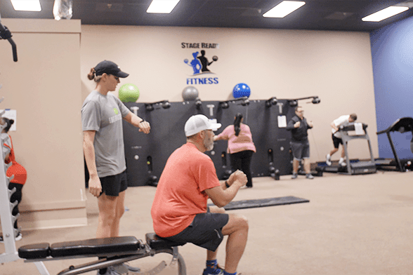 Exercise Class for Bariatric Patients in Georgia