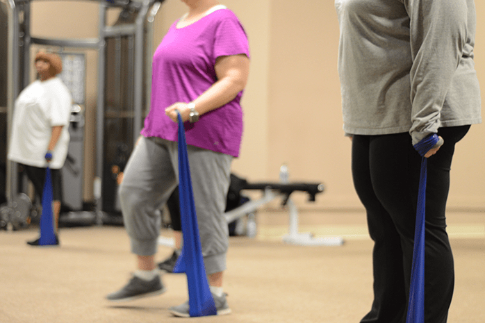 Exercises for Bariatric Patients Fitness Classes 4