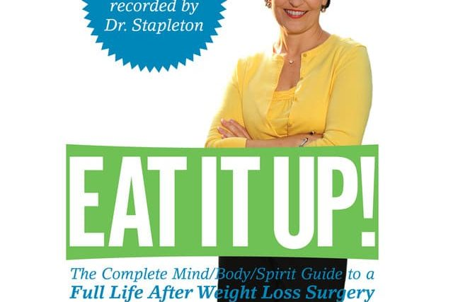 Dr. Connie Stapleton Eat it Up! Book