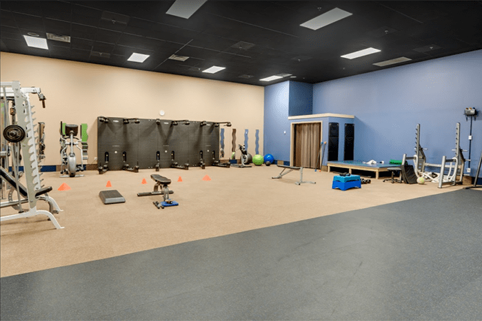 Augusta weight loss clinic gym 2