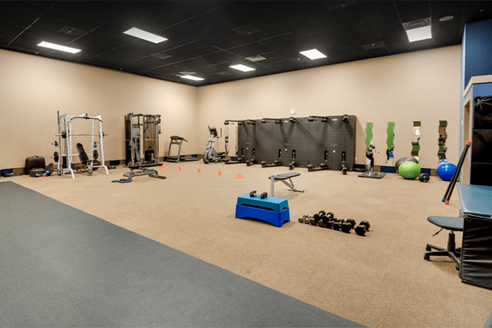 Augusta weight loss clinic gym