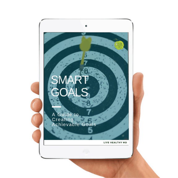 Setting SMART goals after bariatric surgery
