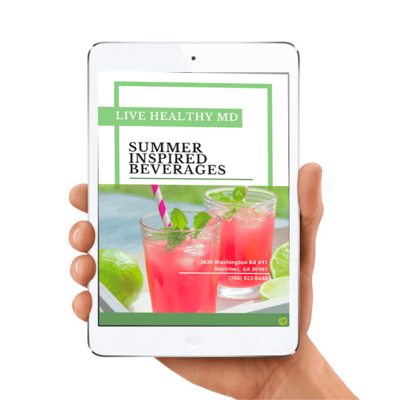 Summer Drink Recipes for Bariatric Patients