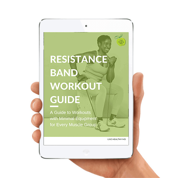Resistance Band workout guide for bariatric patients