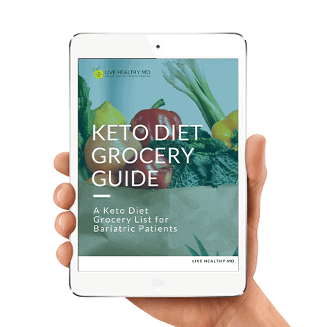 Keto Grocery Guide for Bariatric Patients