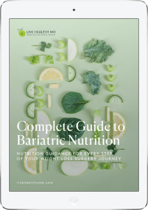 Complete Bariatric Nutrition