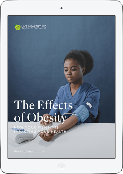 Effects of Obesity and risks of being overweight