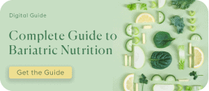 Guide to Bariatric Nutrition